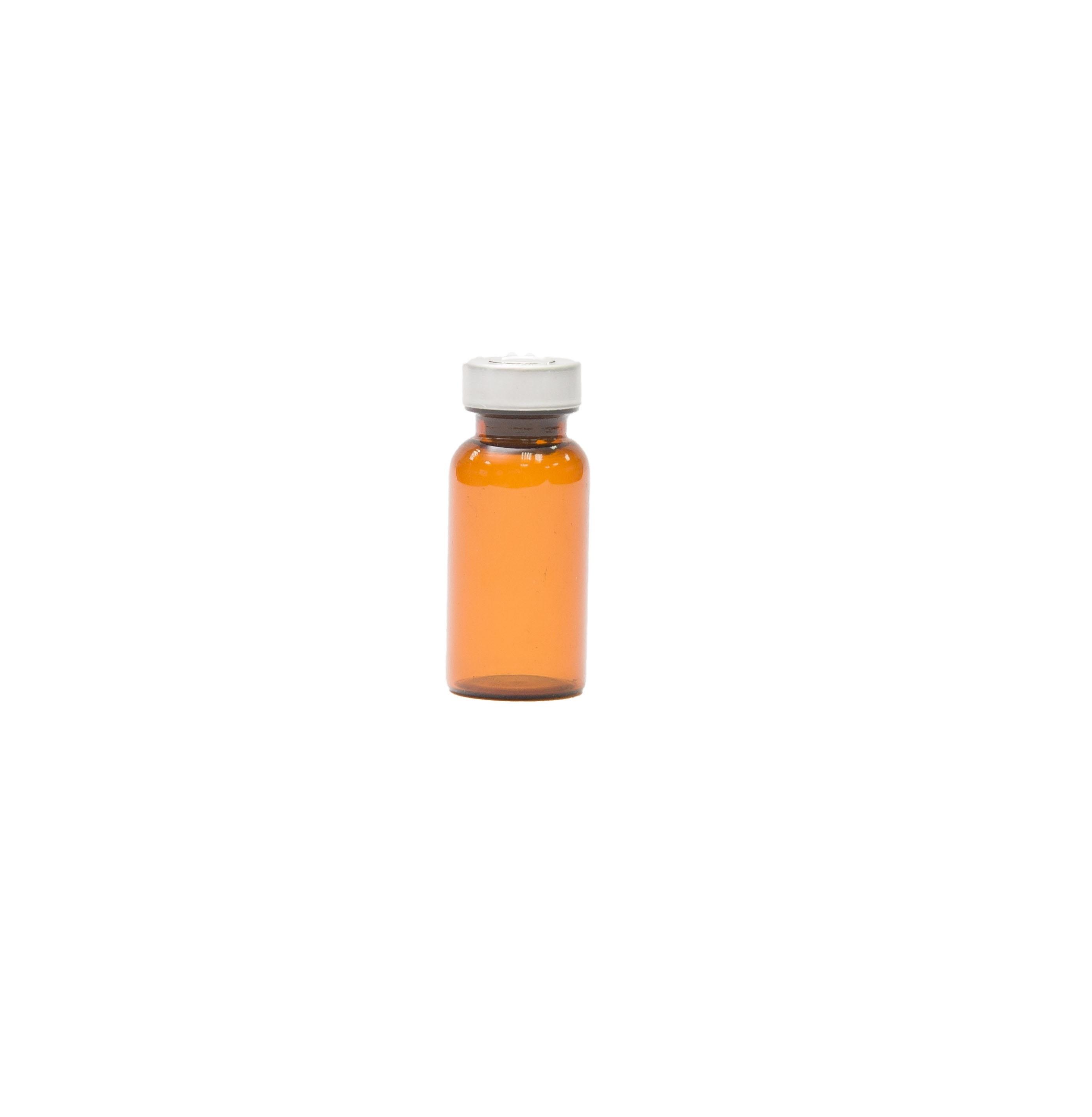 10C.C 西林瓶 附橡皮塞及鋁蓋產品圖-1