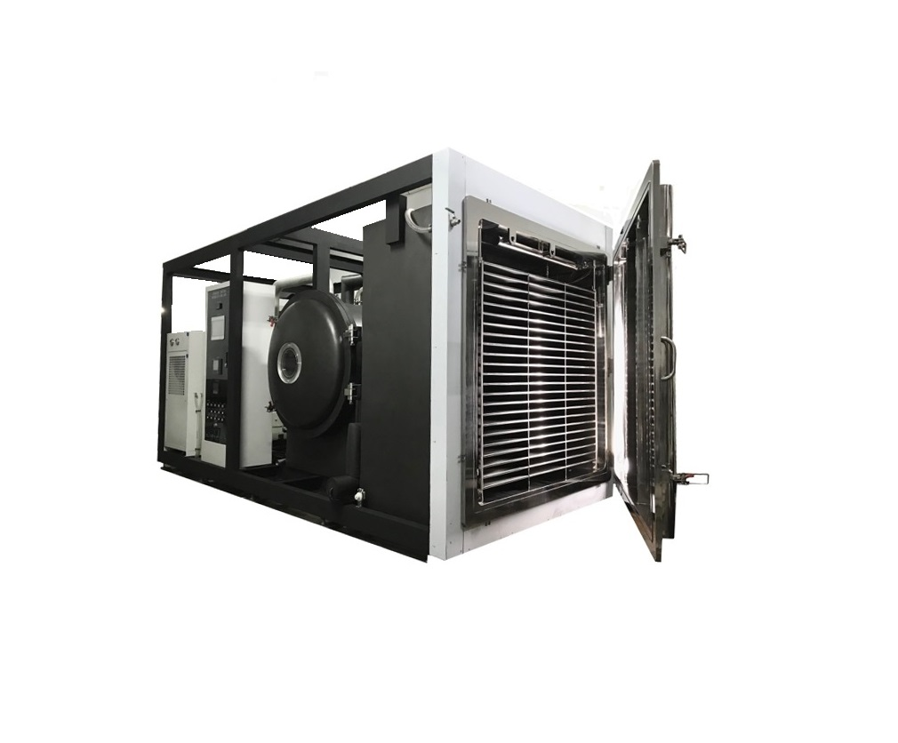 FD200L-24S生產型冷凍乾燥機產品圖-0
