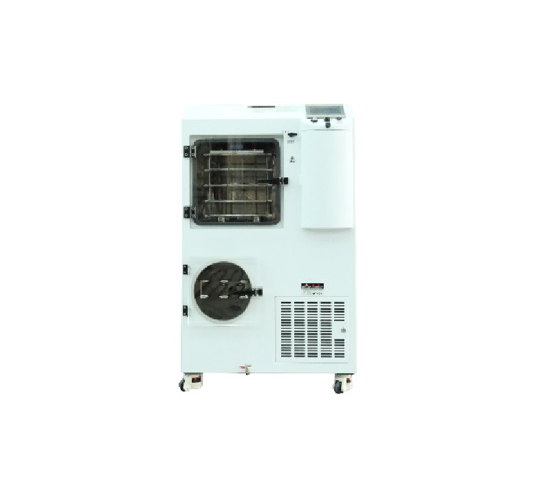 FD24-3S-S 棚架封瓶型冷凍乾燥機產品圖-0