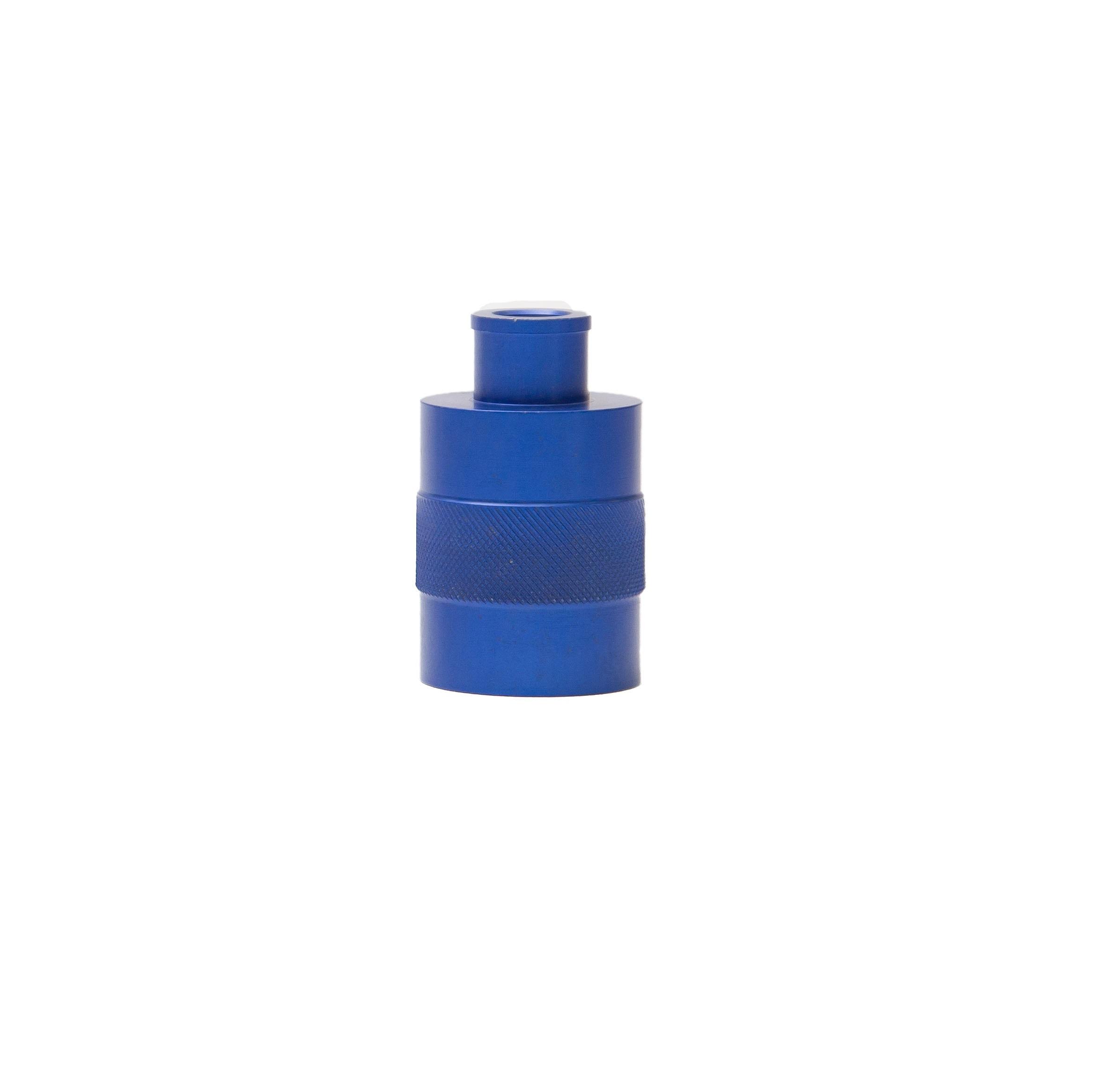 鋁合金螺旋式10 C.C 西林瓶真空封瓶接頭產品圖-0