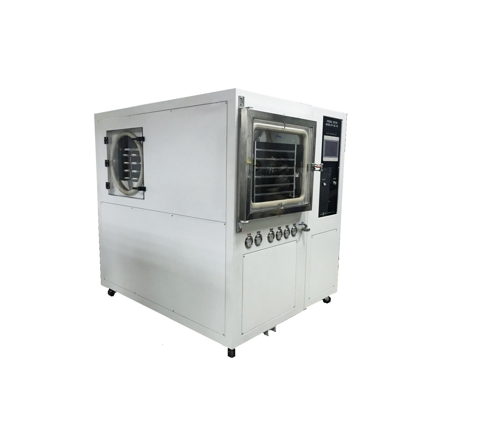 FD20L-7S生產型冷凍乾燥機(雙倉)產品圖-0