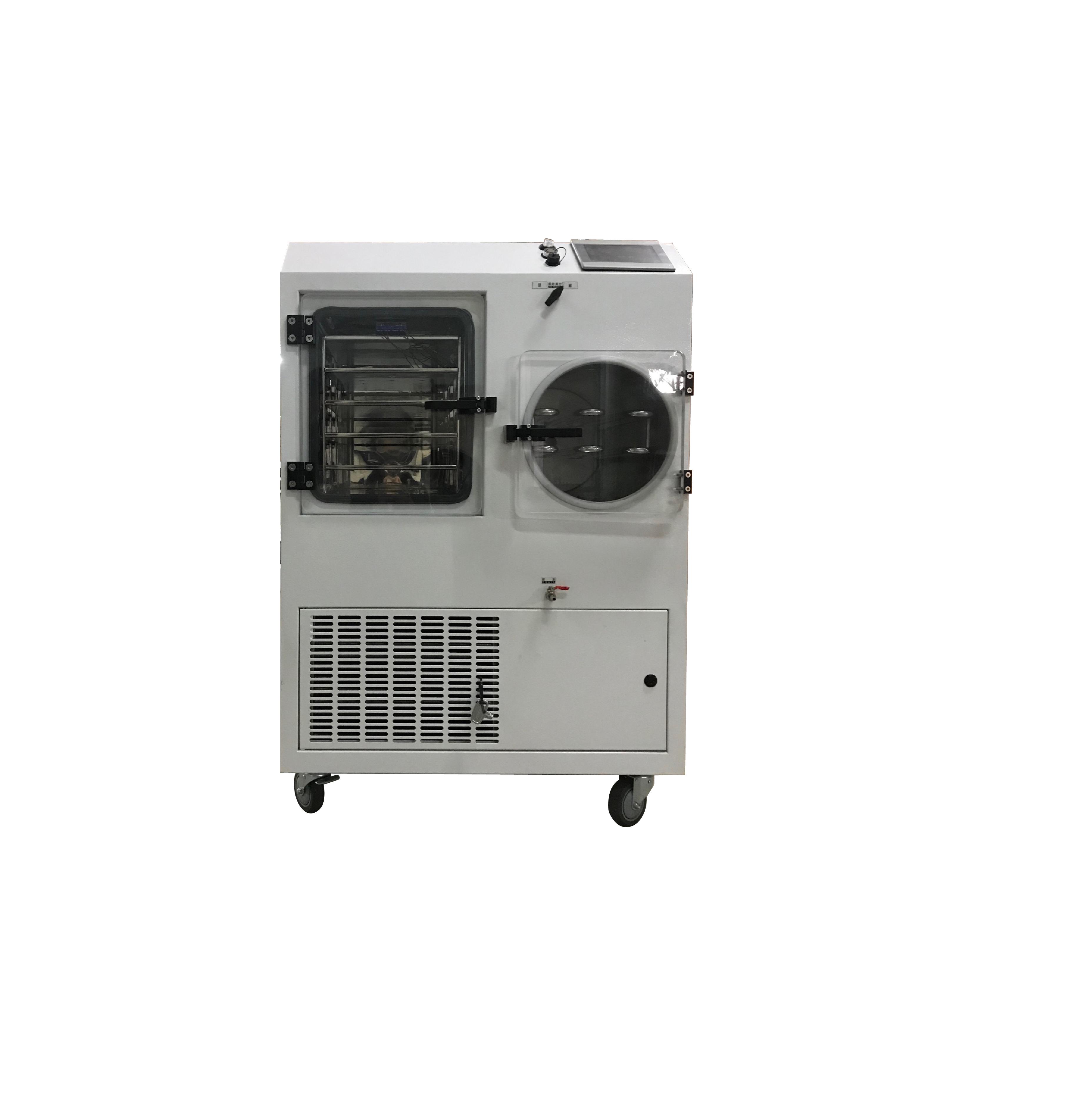 FD24-4S落地棚架型冷凍乾燥機產品圖-0