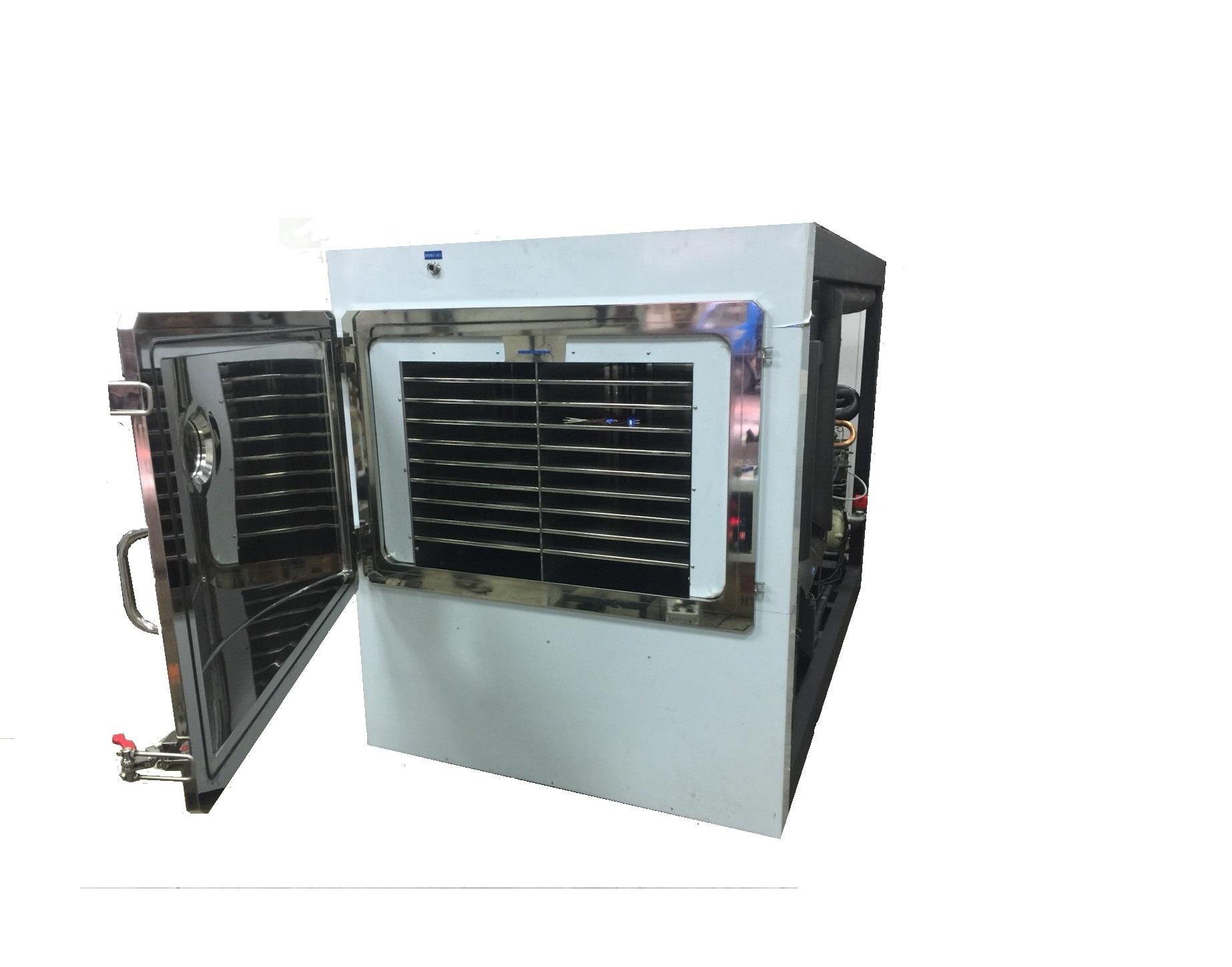 FD50L-8S生產型冷凍乾燥機(雙倉)產品圖-0
