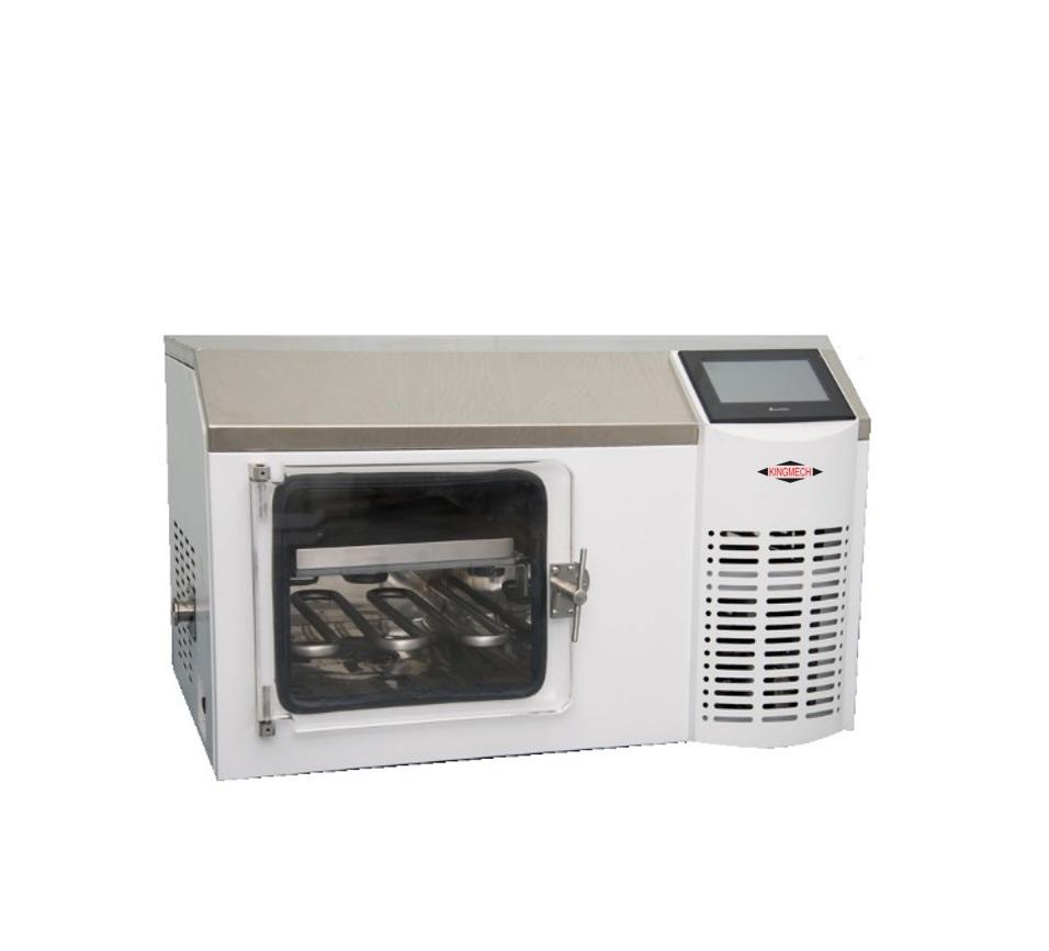 FD6-1S桌上棚架型冷凍乾燥機產品圖-0