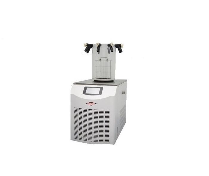 FD12-8P-D筒狀落地型冷凍乾燥機產品圖-0