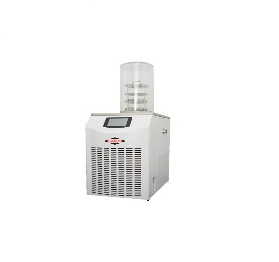 FD6-D筒狀落地型冷凍乾燥機產品圖-0