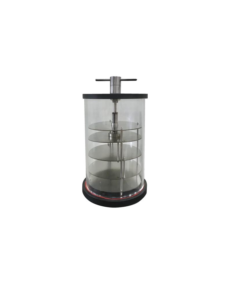 螺旋式封瓶系統透明乾燥倉產品圖-0