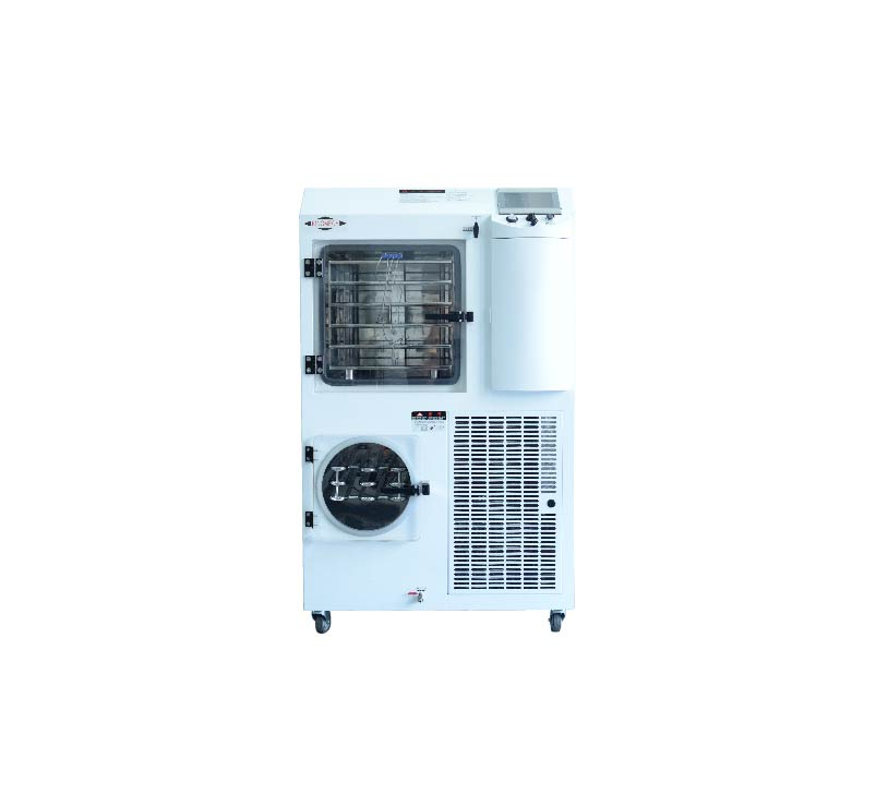 FD10L-5S落地棚架型冷凍乾燥機產品圖-0